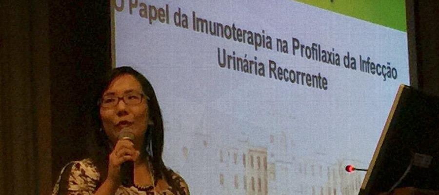 Dra. Priscila Matsuoka participa da VI Jornada Internacional de Uroginecologia da Universidade de São Paulo